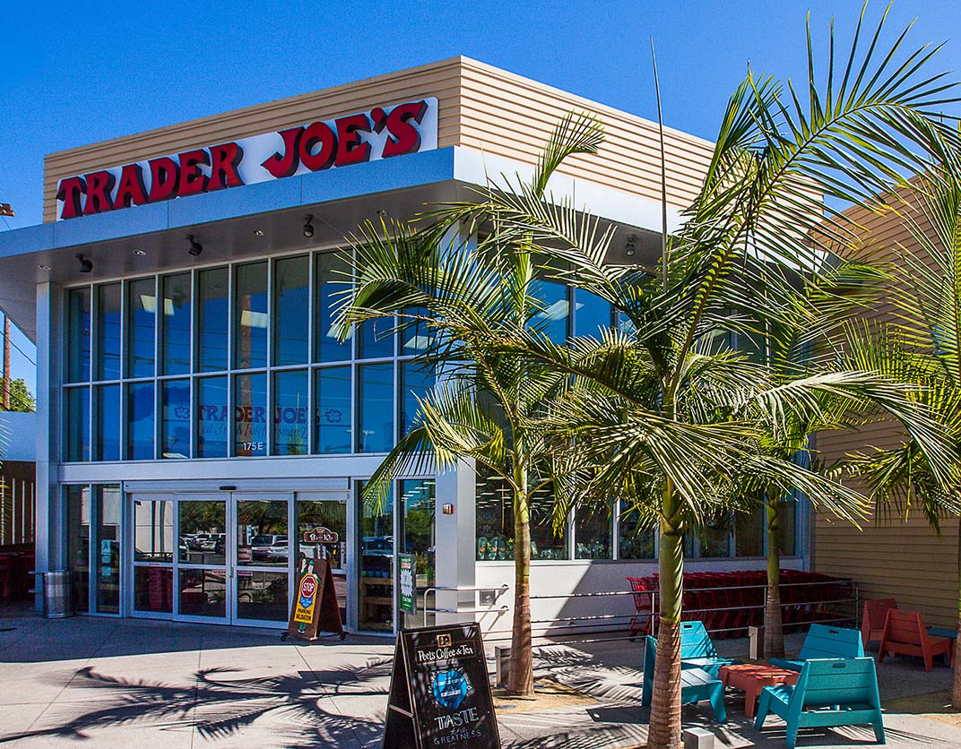 Palazzo East – Los Angeles, CA – Trader Joe's