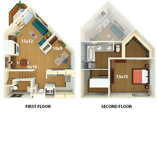 The Palazzo East 1 Bed 5 Bath Marche
